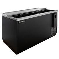 Continental Refrigerator CBC64 64 inch Black Horizontal Bottle Cooler