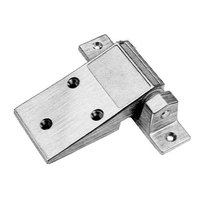 Kason 11255000004 6 inch x 7 inch Reversible Cam Lift Door Hinge with Flush Offset