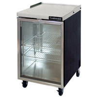 Continental Refrigerator BBC24-GD 24 inch Glass Door Back Bar Refrigerator