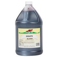 Fox's 1 Gallon Grape Slush Syrup