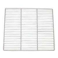 All Points 26-2652 White Coated Wire Shelf - 23 1/2 inch x 25 inch