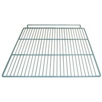 All Points 26-2676 Epoxy Coated Wire Shelf - 21 inch x 26 1/4 inch