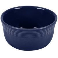 Homer Laughlin 723105 Fiesta Cobalt Blue 24 oz. Gusto Bowl - 6/Case