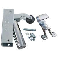 Kason 11092000004 4 3/8 inch x 2 1/4 inch Hydraulic Door Closer - Flush Mount