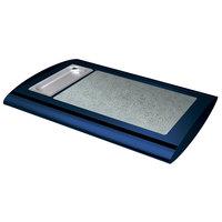 Hatco SRSS-1 Navy Blue Serv-Rite Portable Heated Sawgrass Stone Buffet Warmer - 350W