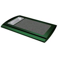 Hatco SRSS-1 Hunter Green Serv-Rite Portable Heated Night Sky Stone Buffet Warmer - 350W