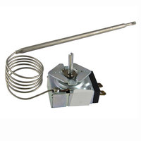 Avantco THERMSTAT Replacement Thermostat for Countertop Griddles and Panini Grills
