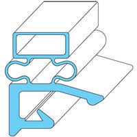 Hobart 268821-2 Equivalent Rubber Magnetic Door Gasket - 24 3/8 inch x 29 11/16 inch