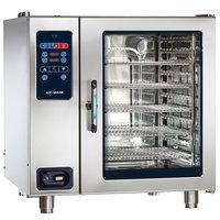 Alto-Shaam CTC10-20E Combitherm Natural Gas Boiler-Free 22 Pan Combi Oven - 208-240V, 3 Phase