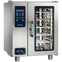 Alto-Shaam CTC10-10G Combitherm Liquid Propane Boiler-Free 11 Pan Combi Oven - 208-240V, 3 Phase