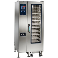 Alto-Shaam CTC20-10E Combitherm Electric Boiler-Free Roll-In 20 Pan Combi Oven - 440-480V, 3 Phase