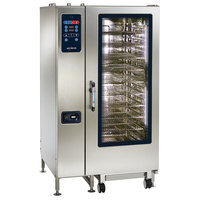 Alto-Shaam CTC20-20G Combitherm Liquid Propane Boiler-Free Roll-In 40 Pan Combi Oven - 208-240V, 3 Phase
