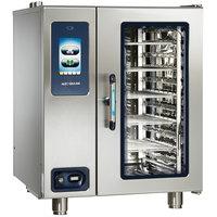 Alto-Shaam CTP10-10G Combitherm Proformance Liquid Propane Boiler-Free 11 Pan Combi Oven - 120V