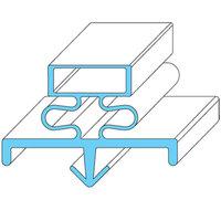 Glenco 2GAD0691-001 Equivalent Rubber Magnetic Door Gasket - 24 1/2 inch x 62 1/2 inch