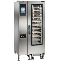 Alto-Shaam CTP20-10E Combitherm Proformance Electric Boiler-Free Roll-In 20 Pan Combi Oven - 440-480V, 3 Phase
