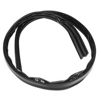 All Points 74-1107 Magnetic Door Gasket Strip - 52 inch x 1 1/16 inch x 3/4 inch