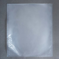 ARY VacMaster 30746 12 inch x 15 inch Chamber Vacuum Packaging Pouches / Bags 3 Mil - 500/Case