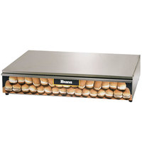 Star SS30BB Stainless Steel Bun Box Holds 48 Hot Dog Buns