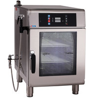 Alto-Shaam CTX4-10E Combitherm CT Express Electric Boiler-Free 5 Pan Combi Oven with Simple Controls - 240V