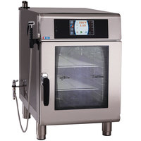 Alto-Shaam CTX4-10E Combitherm CT Express Electric Boiler-Free 5 Pan Combi Oven with Express Controls - 240V