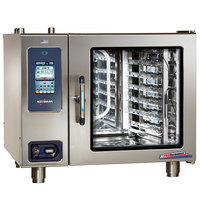 Alto-Shaam CTP7-20G Combitherm Proformance Natural Gas Boiler-Free 16 Pan Combi Oven - 120V