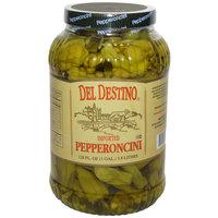 Del Destino Pepperoncini - (4) 1 Gallon Containers / Case