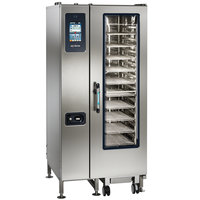 Alto-Shaam CTP20-10G Combitherm Proformance Natural Gas Boiler-Free Roll-In 20 Pan Combi Oven - 208-240V, 3 Phase