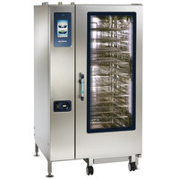 Alto-Shaam CTP20-20G Combitherm Proformance Liquid Propane Boiler-Free Roll-In 40 Pan Combi Oven - 120V
