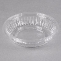 Dart PET8B PresentaBowls 8 oz. Clear Plastic Bowl - 504/Case