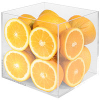 Cal-Mil CC308 Clear Display Cube - 8 inch x 8 inch