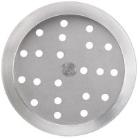 American Metalcraft CAR7P 7 inch Perforated Heavy Weight Aluminum Cutter Pizza Pan