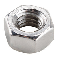 Nemco 45050 Stainless Steel Hex Nut for Easy Frykutters