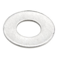 Nemco 45154 Stainless Steel 5/16 inch Flat Washer for Vegetable Prep Units