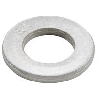 Nemco 45152 Stainless Steel #10 Flat Washer for Easy Juicers and Hot Dog Equipment