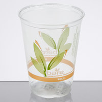 Bare by Solo RTP10DBARE Eco-Forward 10 oz. RPET Tall Cold Cup - 1000/Case