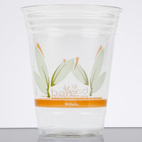 Bare by Solo RTP16DBARE Eco-Forward 16 oz. RPET Cold Cup - 1000/Case