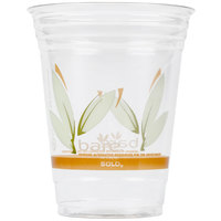 Dart Solo RTP16DBARE Bare Eco-Forward 16 oz. RPET Cold Cup - 1000/Case