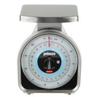 Rubbermaid FGA012R Pelouze 25 lb. / 10 kg. Dual Read Mechanical Portion Control Scale