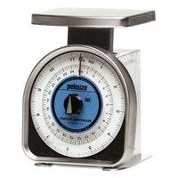 Rubbermaid Pelouze A012R 25 lb. / 10 kg. Mechanical Portion Control Scale - Dual Read (FGA012R)