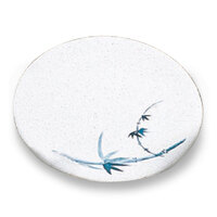 Blue Bamboo Melamine Plate – 5 7/8 inch 12 / Pack