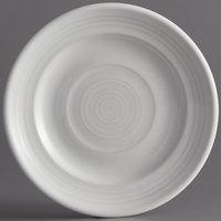 Tuxton CWA-062 Concentrix 6 1/4 inch White China Plate - 24/Case