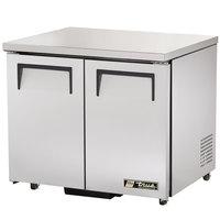 True TUC-36-ADA 36 inch ADA Height Undercounter Refrigerator