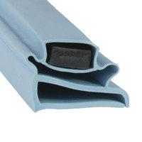 Delfield 1702147 Equivalent Magnetic Door Gasket - 21 3/4 inch x 27 1/4 inch