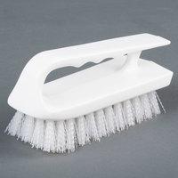 Carlisle 4002402 6 inch Hand Scrub Brush