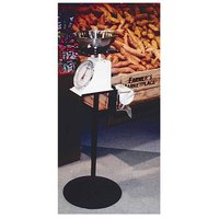 Free Standing Adjustable Produce Bag and Scale Holder 28 inch