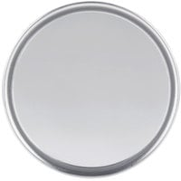 American Metalcraft HATP18 18 inch Wide Rim Pizza Pan - Heavy Weight Aluminum