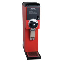 Bunn 22100.0001 G3 HD 3 lb. Red Bulk Coffee Grinder