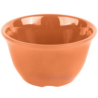 GET BC-70-PK Pumpkin Diamond Harvest 7 oz. Bowl - 48/Case