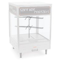 Nemco 66794 Two Tier Rack System for 6453 Pretzel Merchandiser