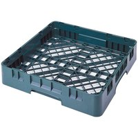 Cambro BR258414 Teal Camrack Full Size Open Base Rack